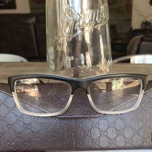Gucci  eyeglasses 35 17 WW2 53 mm.